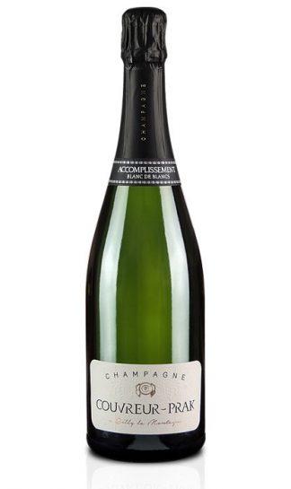 cuvée Accomplissement Champagne Couvreur-Prak