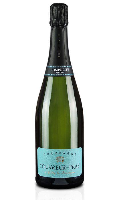 cuvée Complicité Champagne Couvreur-Prak