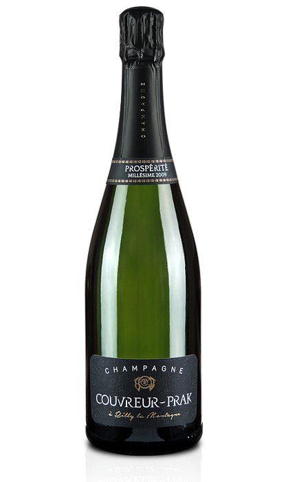cuvée Prospérité Champagne Couvreur-Prak
